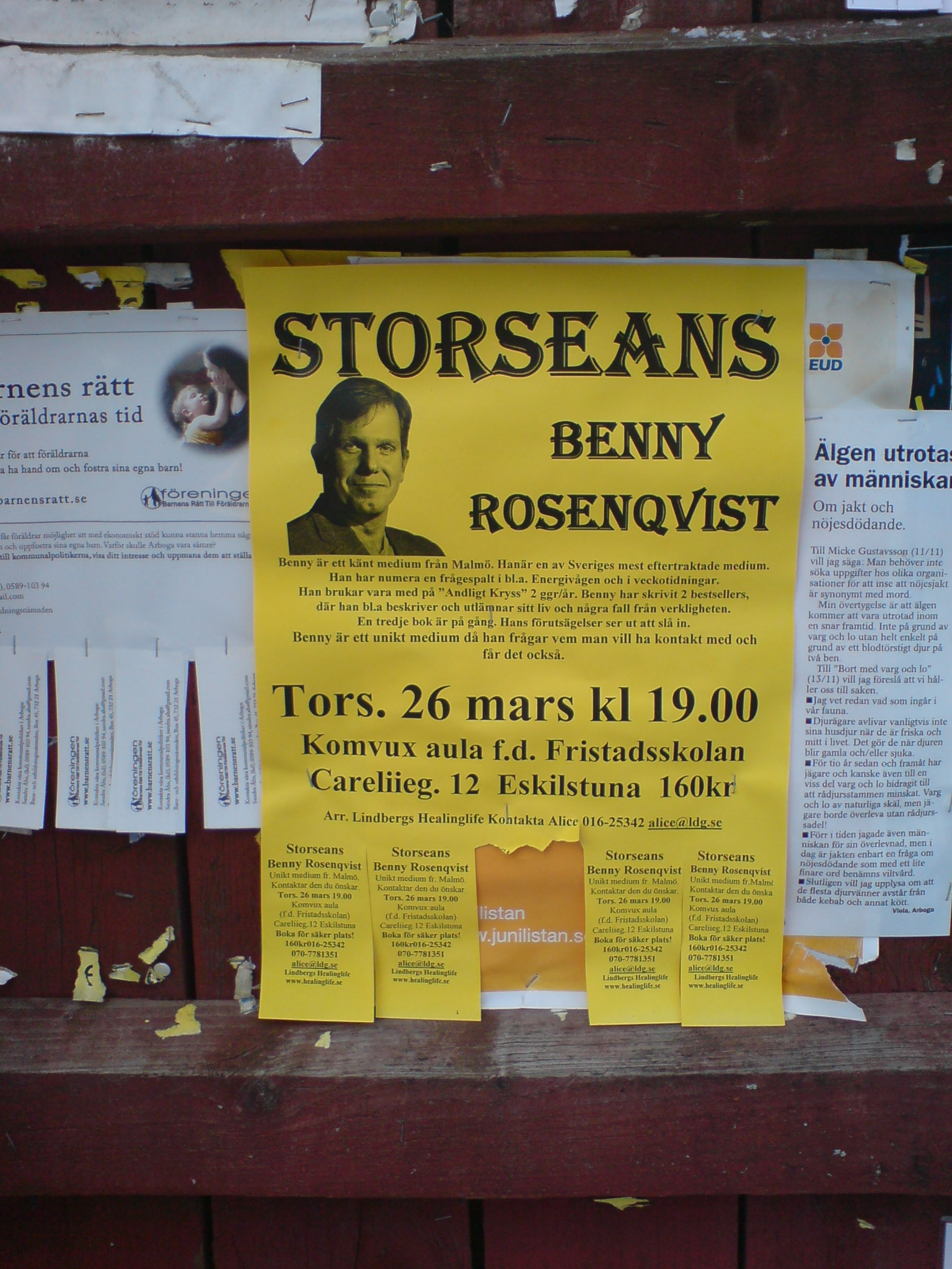 benny rosenqvist böcker