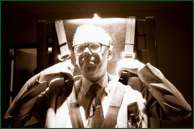 """Fred Leuchter, """"avrättningsingenjör"""""""