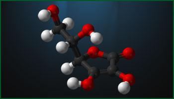 2-oxo-L-threo-hexono-1,4- lactone-2,3-enediol