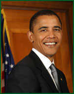 Barack Obama, POTUS