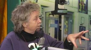 Medicinreportern Inger Atterstam. Bild: Christoffer Malm/Sveriges Radio